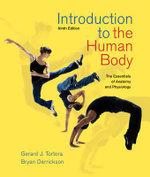 Introduction to the Human Body + WileyPlus Registration Card - Gerard J. Tortora