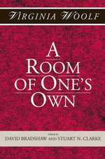 A Room of One's Own : Shakespeare Head Press Edition of Virginia Woolf - Virginia Woolf