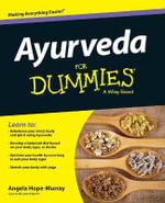 Ayurveda For Dummies - Angela Hope-Murray