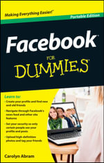 Facebook for Dummies, Portable Edition - Carolyn Abram