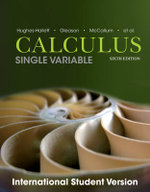 Calculus : Single and Multivariable - Deborah Hughes-Hallett