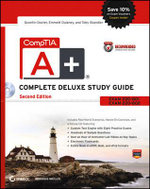 CompTIA A+ Complete Deluxe Study Guide Recommended Courseware : Exams 220-801 and 220-802 - Quentin Docter