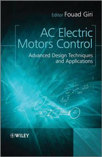 AC Electric Motors Control : Advanced Design Techniques and Applications