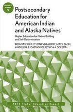 Postsecondary Education for American Indian and Alaska Natives: Higher Education for Nation Building and Self-Determination : AEHE - AEHE