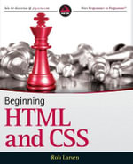 Beginning HTML and CSS - Rob Larsen