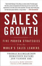 Sales Growth : Five Proven Strategies from the World's Sales Leaders - McKinsey & Company, Inc.