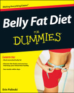 Belly Fat Diet For Dummies - Erin Palinski
