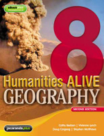 Humanities Alive Geography 8 & eBookPLUS : Humanities Alive Series - Cathy Bedson