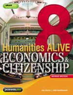 Humanities Alive Economics & Citizenship 8 & eBookPLUS : Humanities Alive Series - Jan Dunne