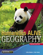 Humanities Alive Geography 7 & eBookPLUS - Cathy Bedson