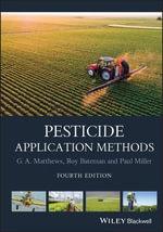 Pesticide Application Methods - Graham Matthews