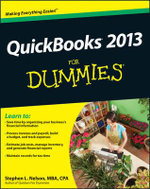 QuickBooks 2013 For Dummies (US Edition) - Stephen L. Nelson