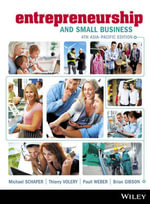 Entrepreneurship and Small Business - Michael Schaper