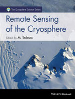Remote Sensing of the Cryosphere - Marco Tedesco