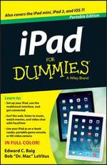 Ipad for Dummies - Edward C. Baig