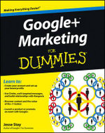 Google+ Marketing For Dummies : For Dummies - Jesse Stay
