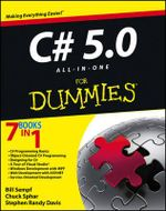 C# 5.0 All-in-One For Dummies - Bill Sempf
