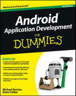 Android Application Development For Dummies : For Dummies - Michael J. Burton