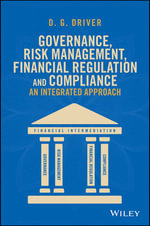 Governance, Risk Management, Financial Regulation and Compliance : An Integrated Approach - Vijay Govindarajan