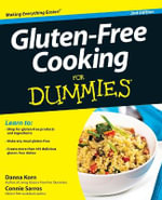 Gluten-Free Cooking For Dummies - Danna Korn