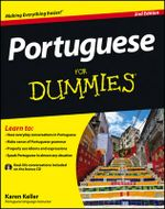 Portuguese For Dummies : 2nd Edition - Karen Keller