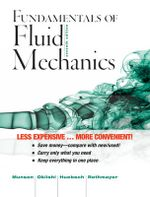 Fundamentals of Fluid Mechanics - Bruce Roy Munson