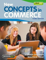 New Concepts in Commerce and EBookPLUS - Stephen Chapman