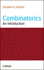 Combinatorics : An Introduction - Theodore G. Faticoni