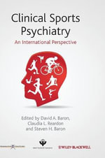 Clinical Sports Psychiatry : An International Perspective