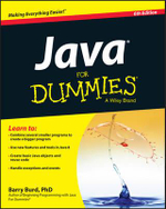 Java For Dummies : For Dummies (Computers) - Barry Burd
