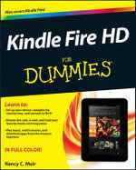Kindle Fire HD For Dummies : Teach Yourself VISUALLY (Tech) - Nancy C. Muir