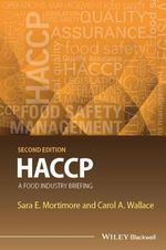 HACCP : A Food Industry Briefing - Sara E. Mortimore