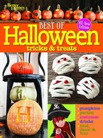 Best of Halloween Tricks & Treats (Better Homes and Gardens) - Better Homes & Gardens