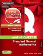 Maths Quest 11 Standard General Maths 2E & eBookPLUS + Maths Quest 11 Standard General Maths 2E TI-Nspire Calculator Companion - Iampolsky