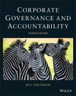 Corporate Governance and Accountability : Facts, Context and Post-Crisis Reforms - Jill Solomon