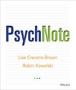PsychNote - Lisa Cravens-Brown