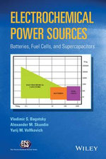 Electrochemical Power Sources : Batteries, Fuel Cells, and Supercapacitors - Vladimir S. Bagotsky