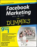 Facebook Marketing All-in-One For Dummies : 2nd Edition - Amy Porterfield