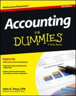 Accounting For Dummies : 5th Edition - John A. Tracy
