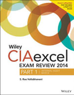 Wiley CIA Exam Review + Test Bank + Focus Notes : Internal Audit Basics - Rao Vallabhaneni