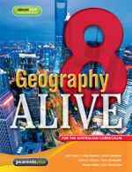 Geography Alive 8 for the Australian Curriculum & eBookPLUS - Judy Mraz