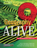Geography Alive 9 for the Australian Curriculum & eBookPLUS - Jill Price