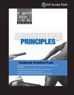 Textbook Problem Pack to Accompany Weygandt, Accounting Principles, 11th Revised Edition - Jerry J. Weygandt