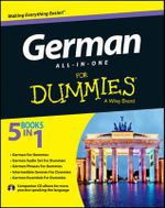 German All-in-One For Dummies - Consumer Dummies