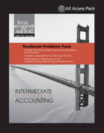 Eoc-Only Kieso Intermediate Accounting, 15e : An Integrated Perspective - Donald E Kieso