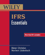 IFRS Essentials : Modelling in the Financial Services Industry - Dieter Christian