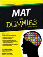 MAT For Dummies : Student Workbook and Personal Leadership Journal - Vince Kotchian