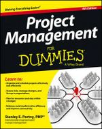 Project Management For Dummies(R) - Stanley E. Portny