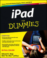 iPad For Dummies : 5th Edition - Edward C. Baig