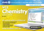 StudyOn VCE Chemistry Units 3 & 4 & Booklet - Liston